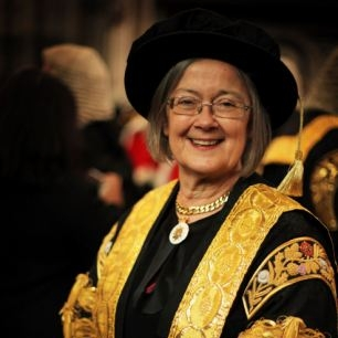 Baroness Hale is one of the UK's most senior judges