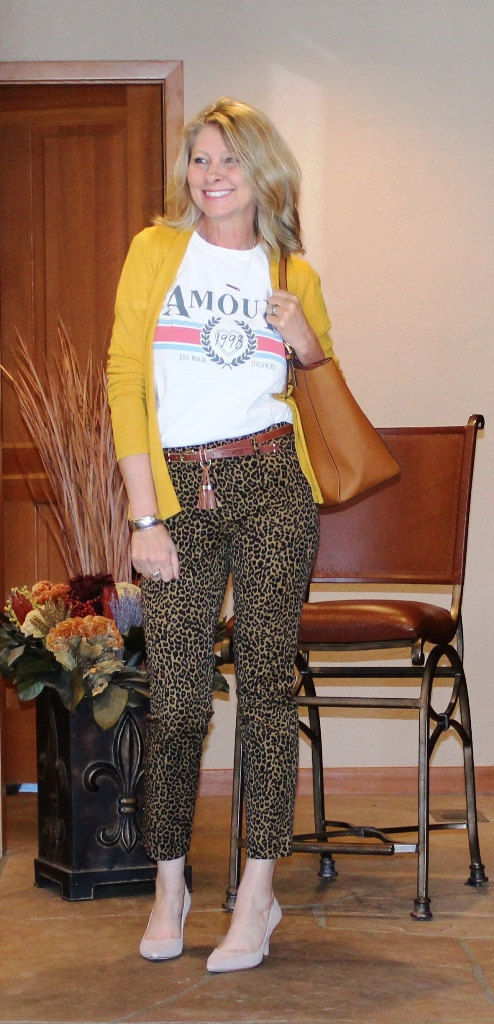 http://www.northwestmountainliving.com Leopard Pants