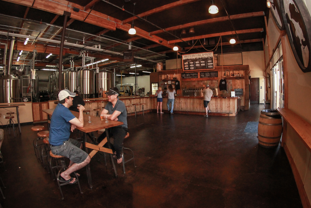 Societe Tasting Room - Photo credit to  New Brew Thursday