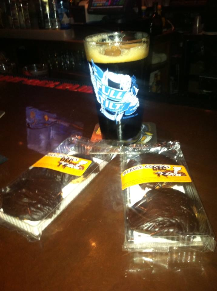 Baltimore Berger Cookies and the Berger cookie Stout