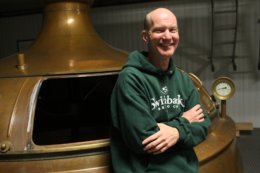 Bill Cherry - Founder of Switchback Brewing Company