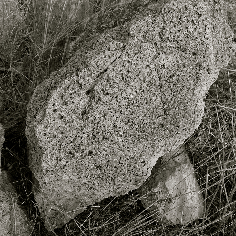 Piedra caracoleña