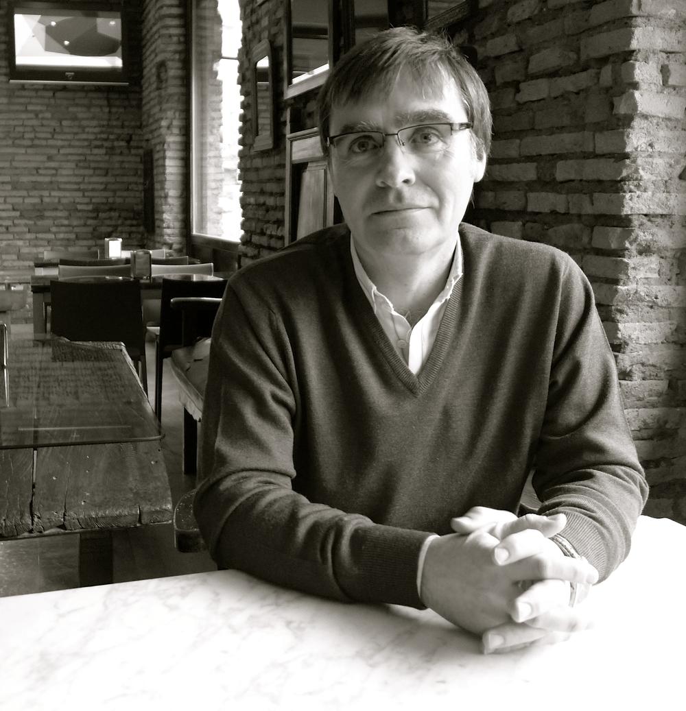 Víctor Juan interior café - 12