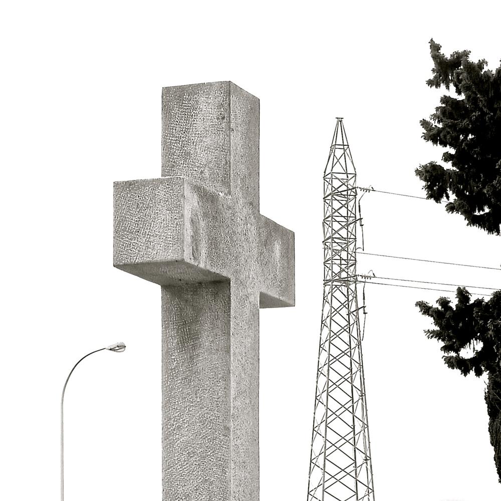 Vía crucis canarios electricidad