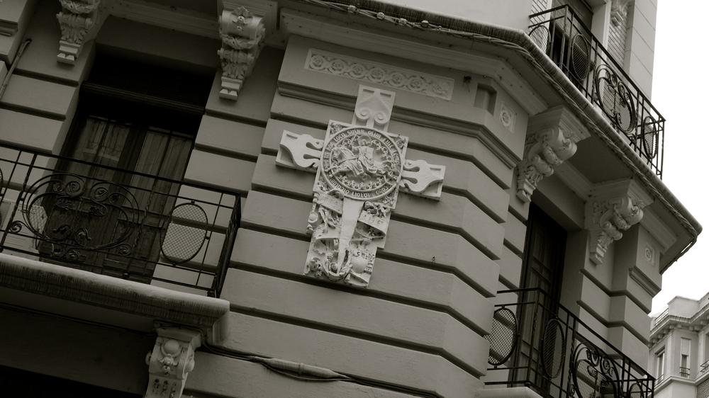 Cruz de Santiago Don Jaime I
