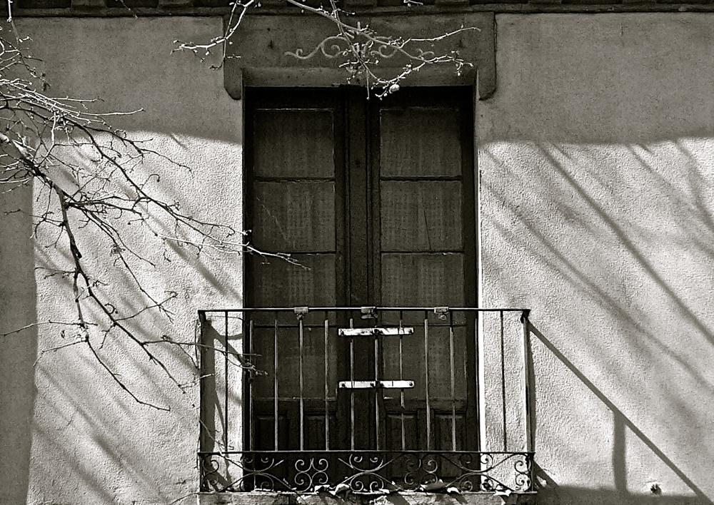 Balcón fondo casa Torrero - 1