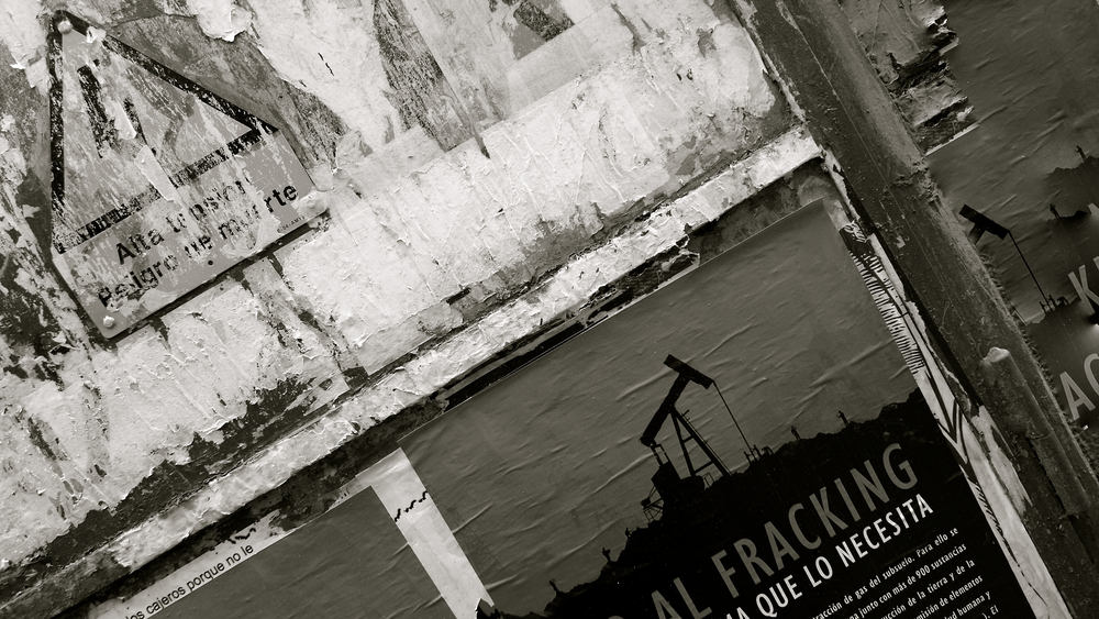 No Fracking - bn