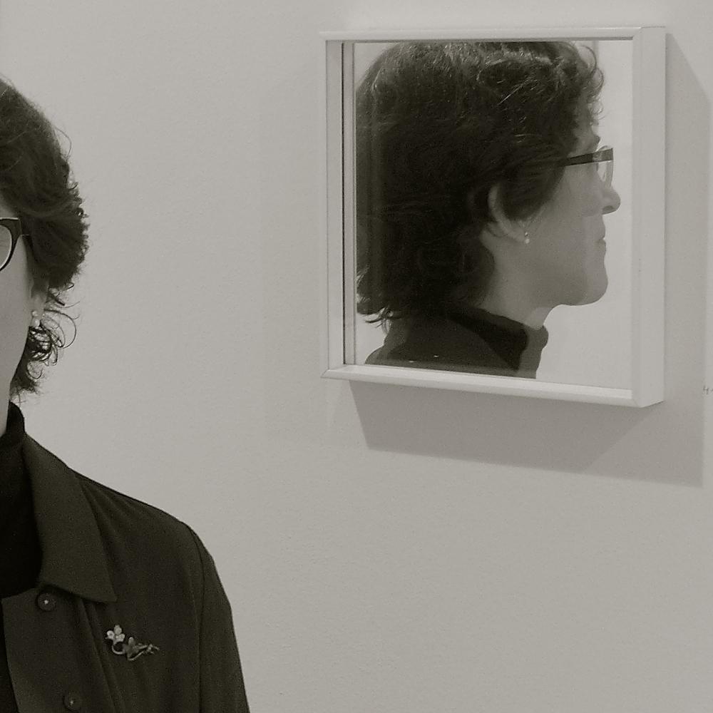 Sara en el espejo