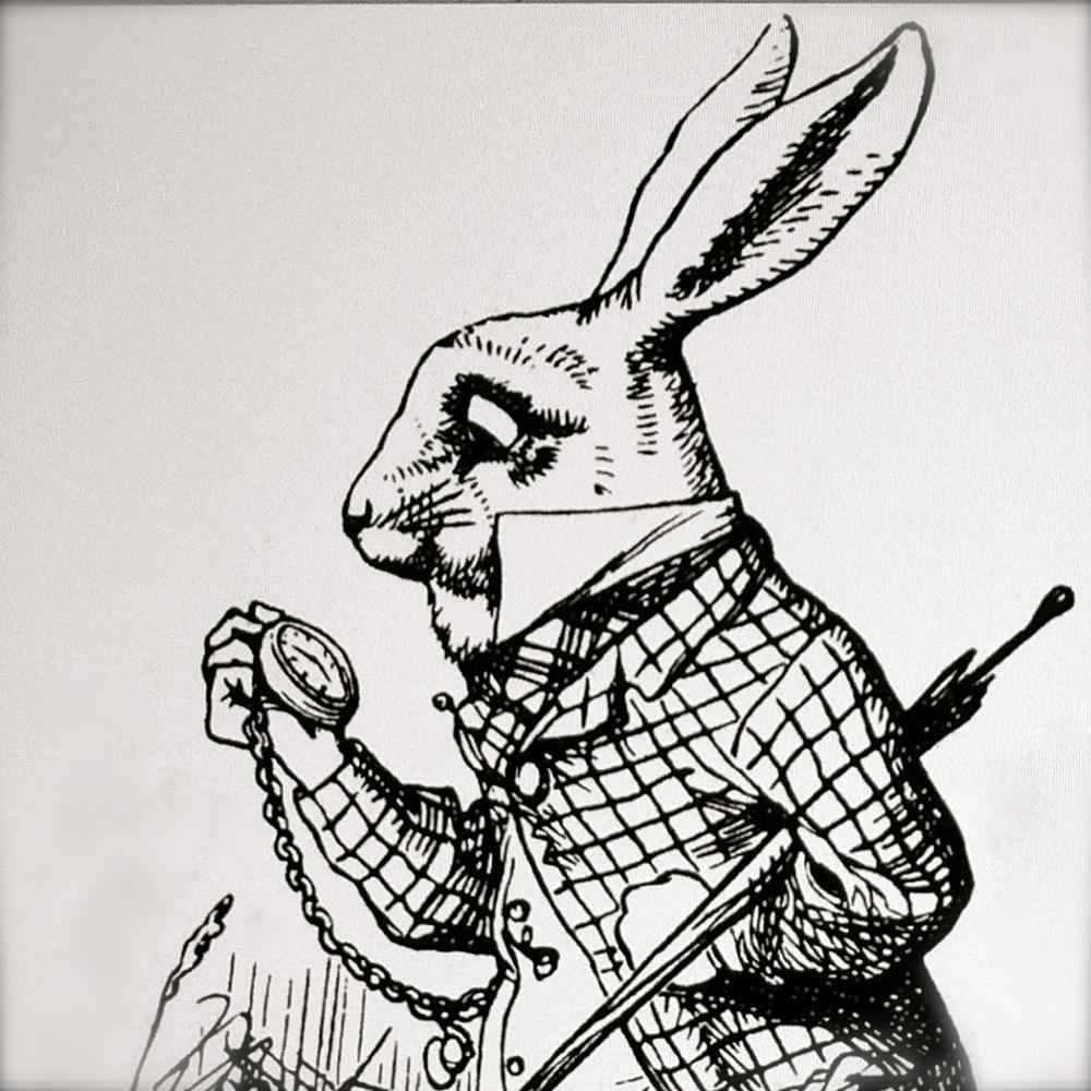 Conejo John Tenniel