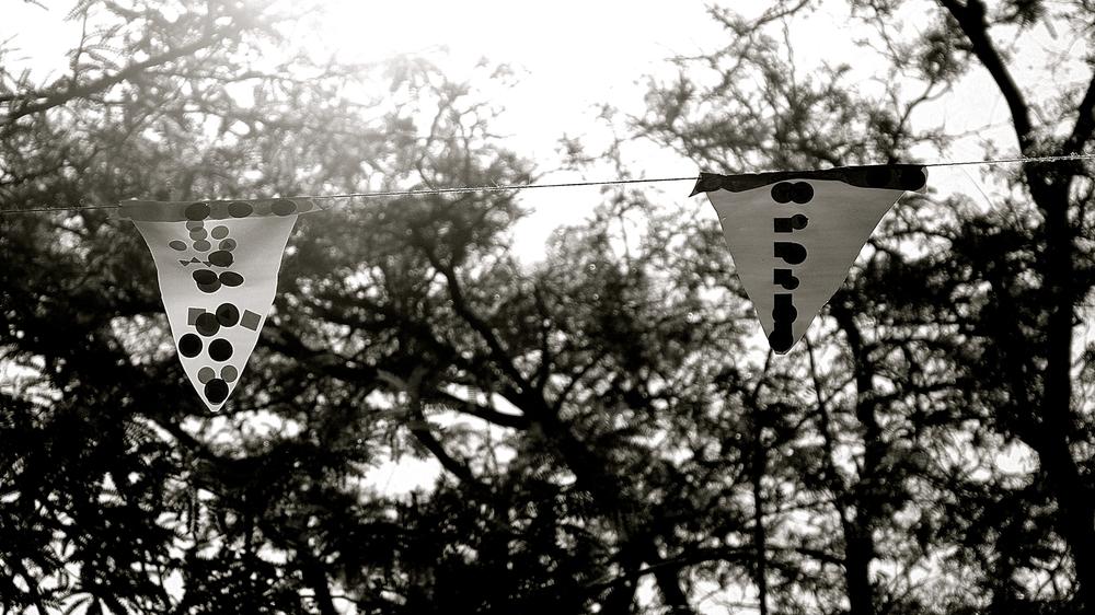 Banderines fiestas Magdalena - 1