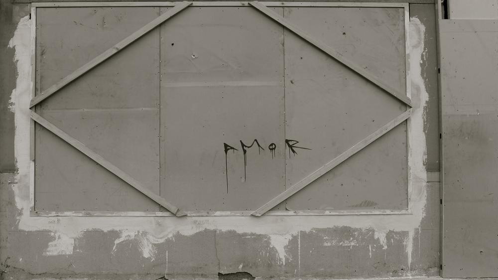Amor graffiti - 3