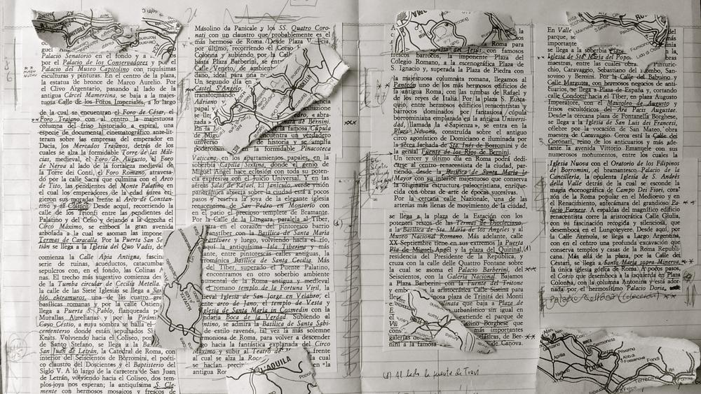 Cuaderno de Roma - 1
