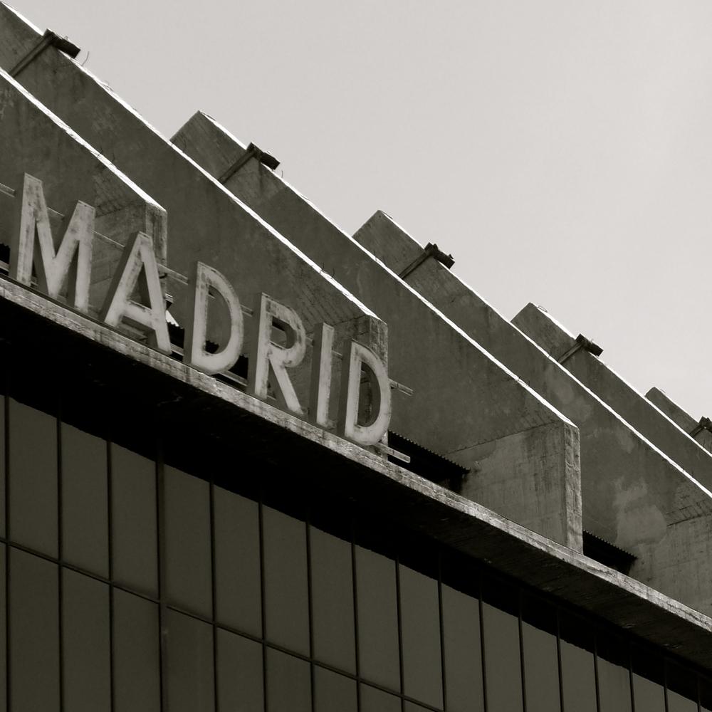 Madrid seis letras bn