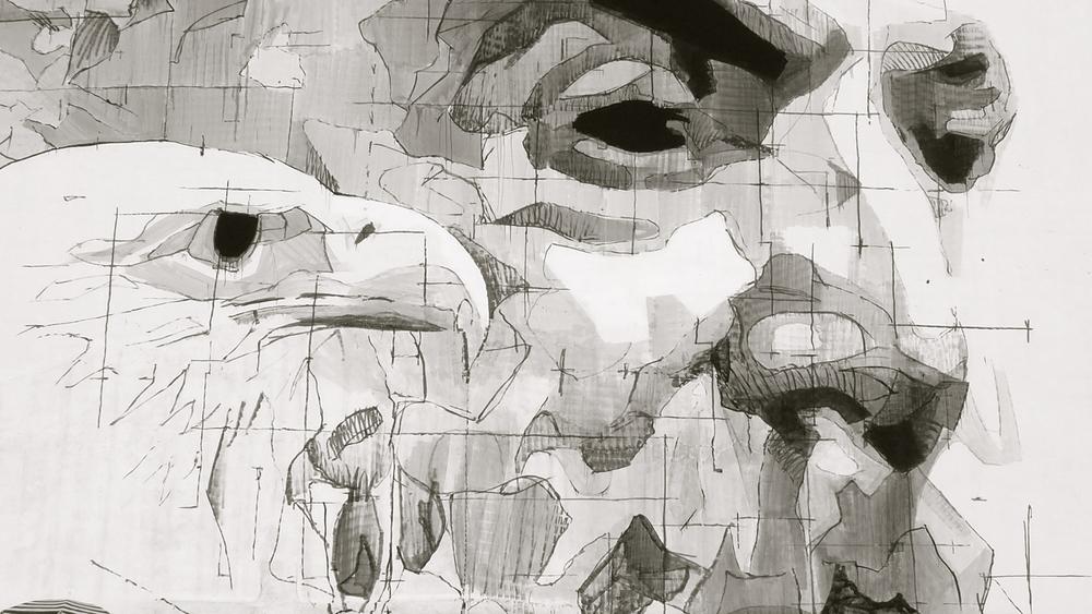 Graffiti 9 Asalto Ino sombra - 2