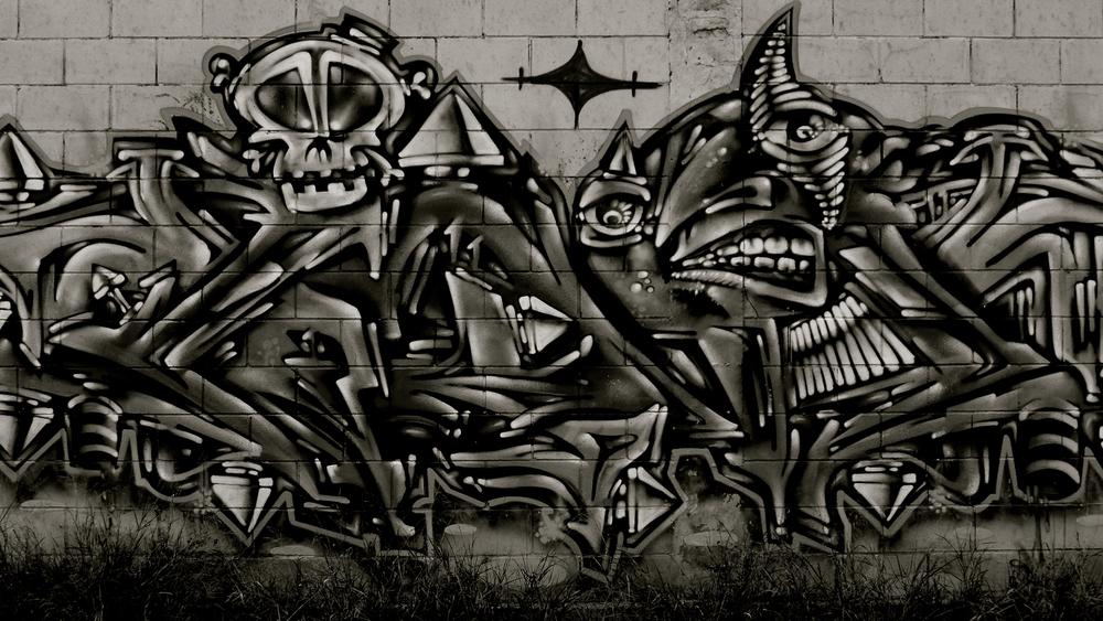Graffiti Gállego Ebro - 12