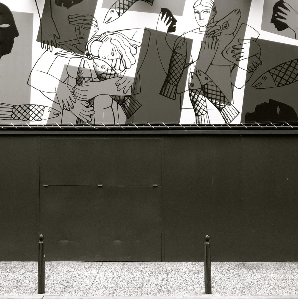 Teatro Estación lona Jorge Gay - 1