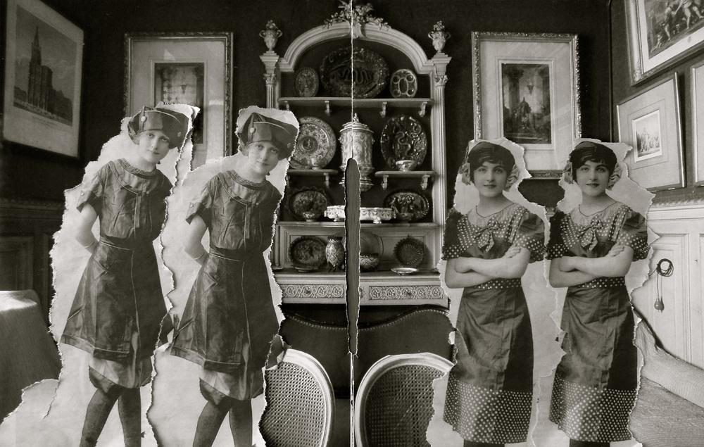 Des jumeaux. Chez Gustave Moreau - 1