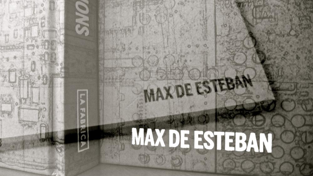 Portadas Max de Esteban