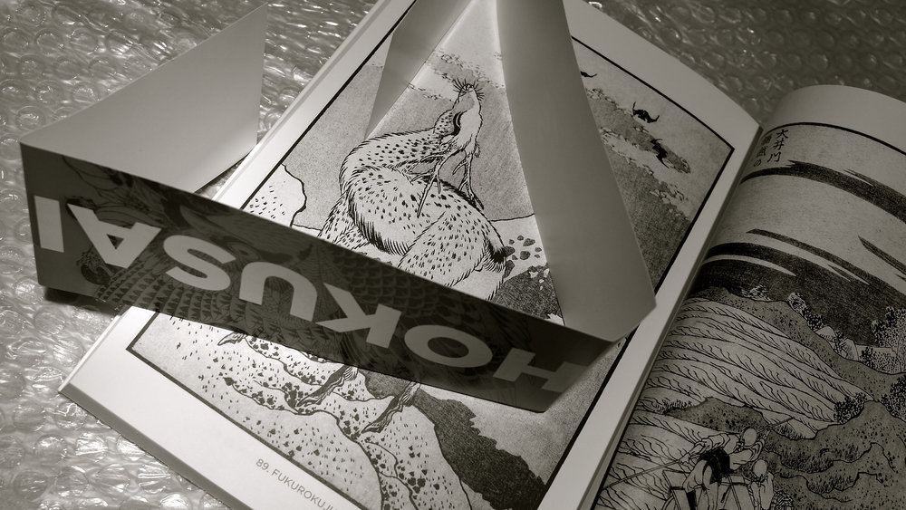 Hokusai libro bn