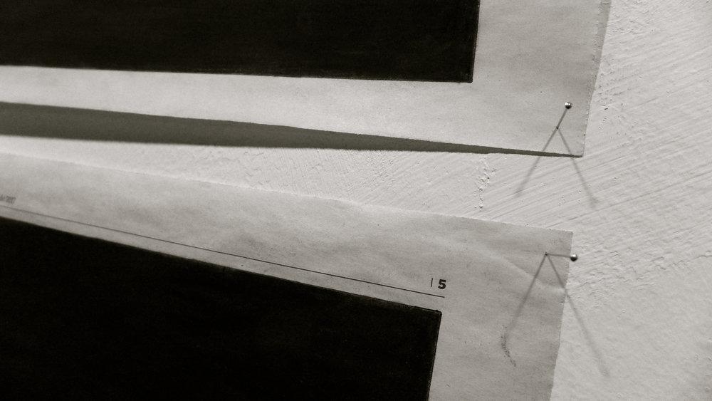 Círculo de tiza. Arte.  - 067