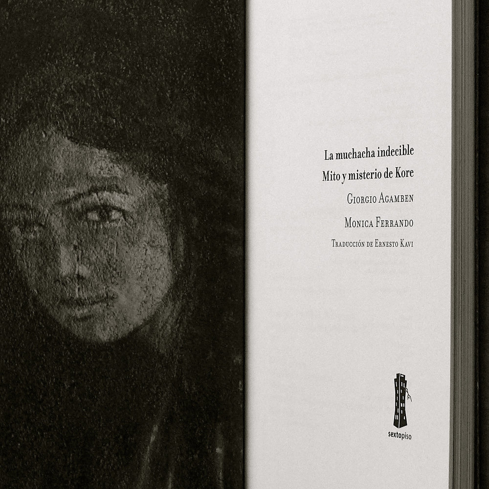 La indecible Giorgio Agamben - 1