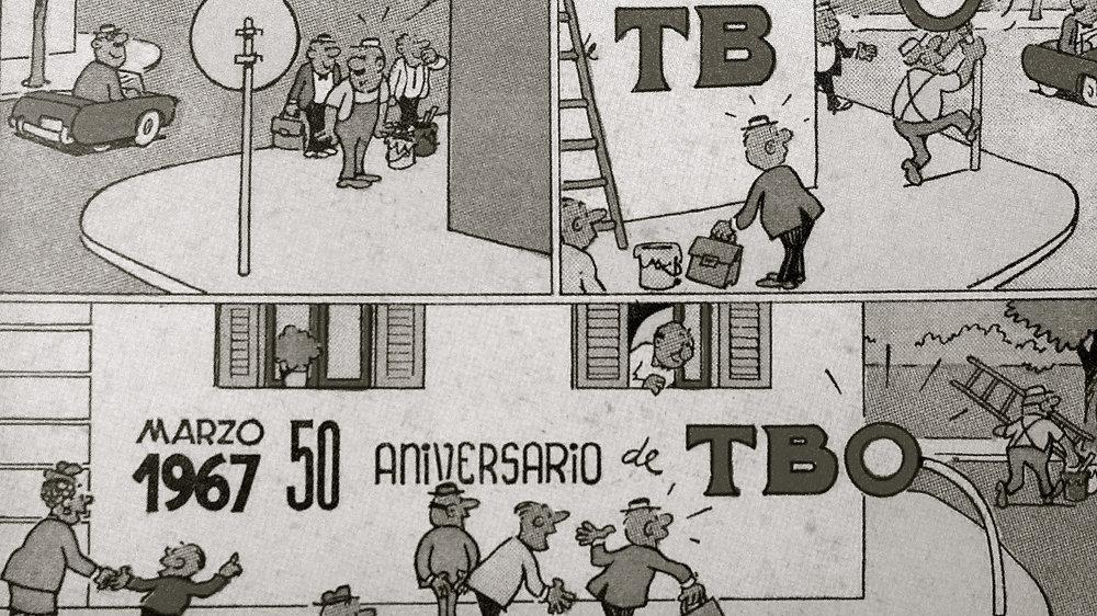 50 aniversario TBO