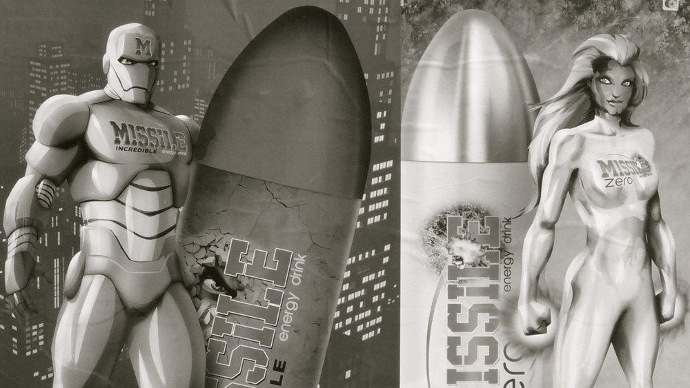 Parelas Missile