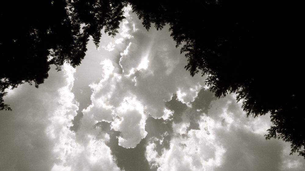 Nubes triángulo