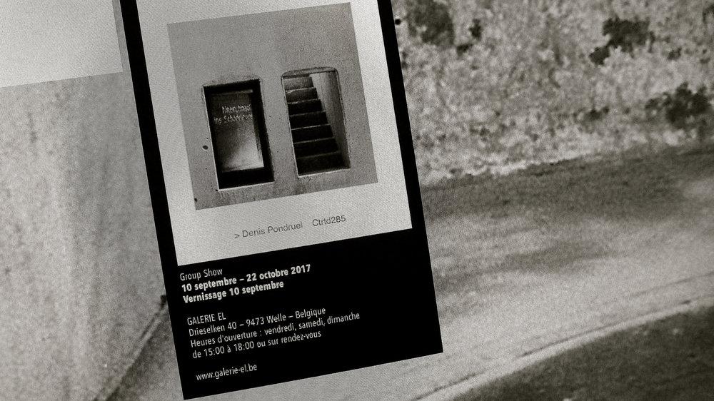 Denis Pondruel Galerie EL