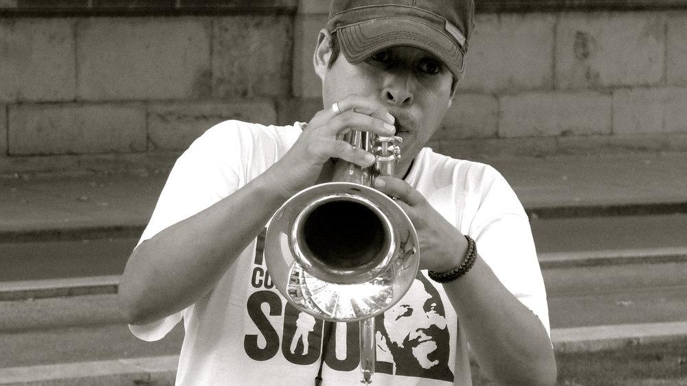 Johann Hincapie Salazar trompeta - 2