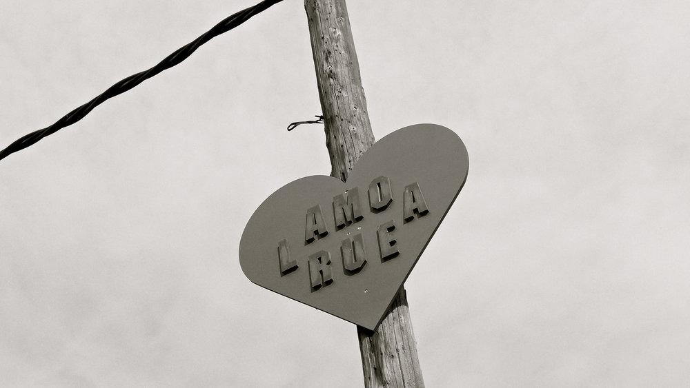 Amo la rue graffiti