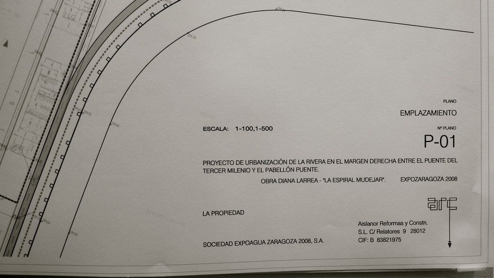 Diana Larrea Espiral plano