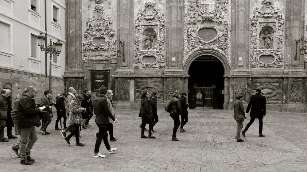 El paseo. Intervenir la ciudad - 28