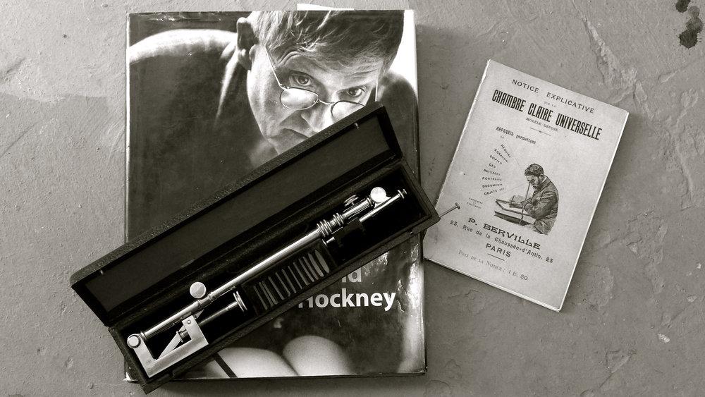 El conocimiento secreto David Hockney