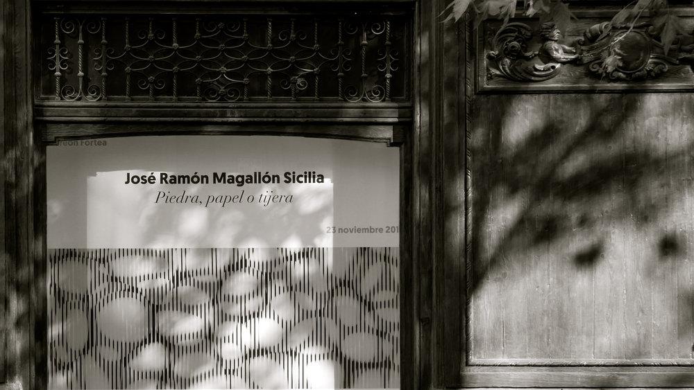 Magallón Sicilia Piedra, papel