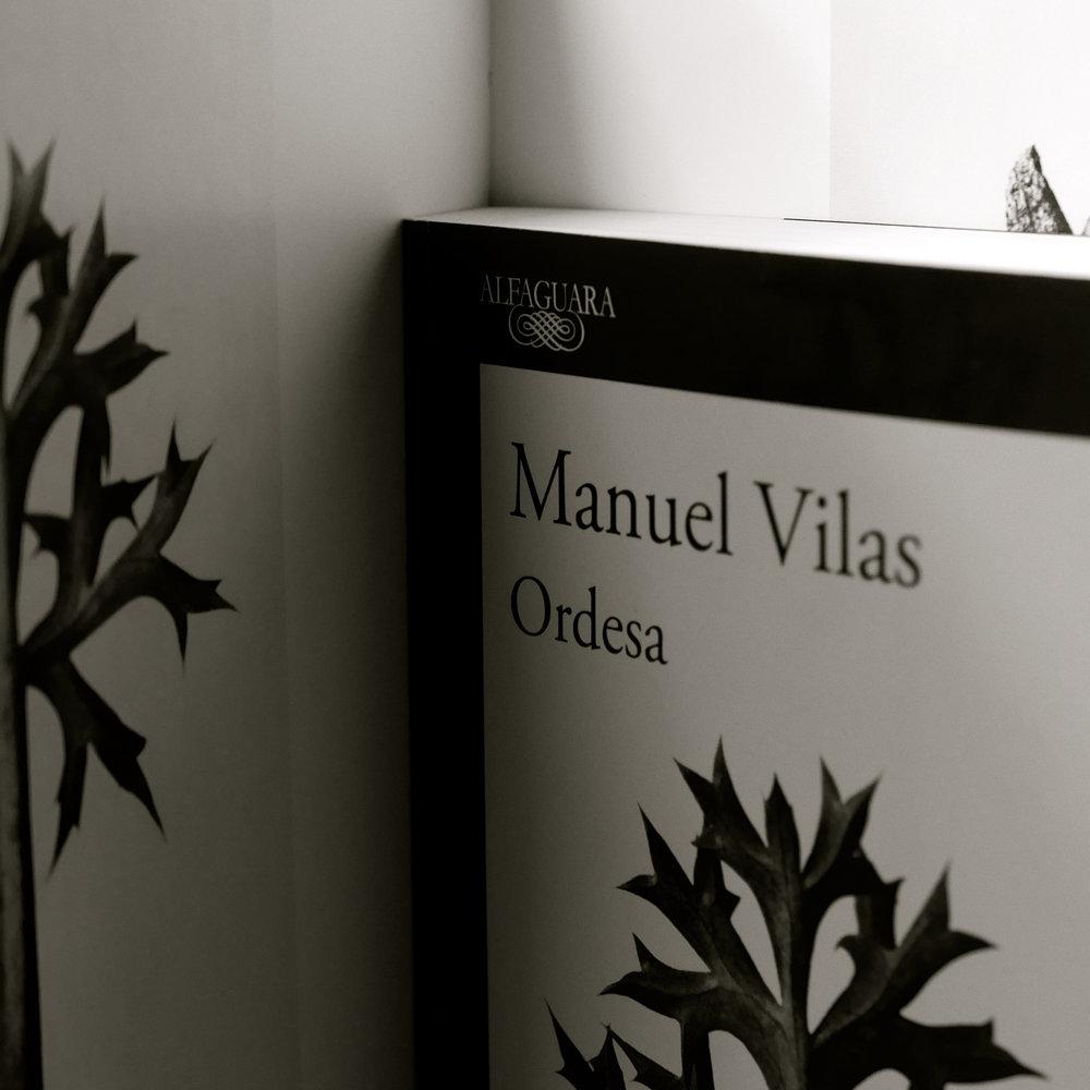 Manuel Vilas ORDESA
