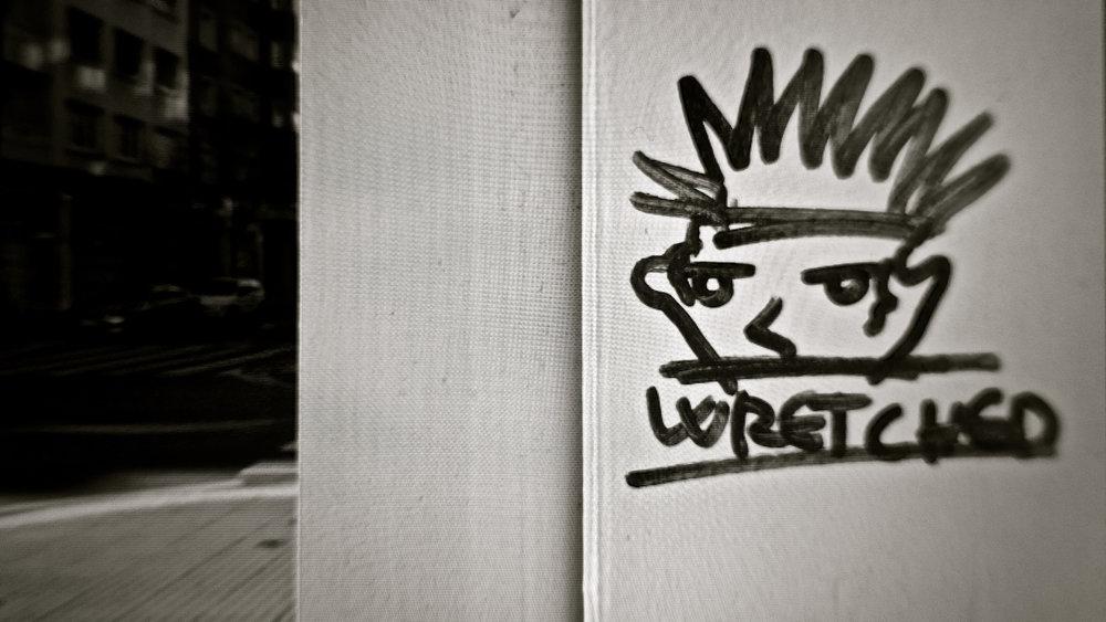 Graffiti Wretched