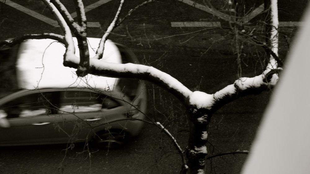Nieve en la ventana - 15