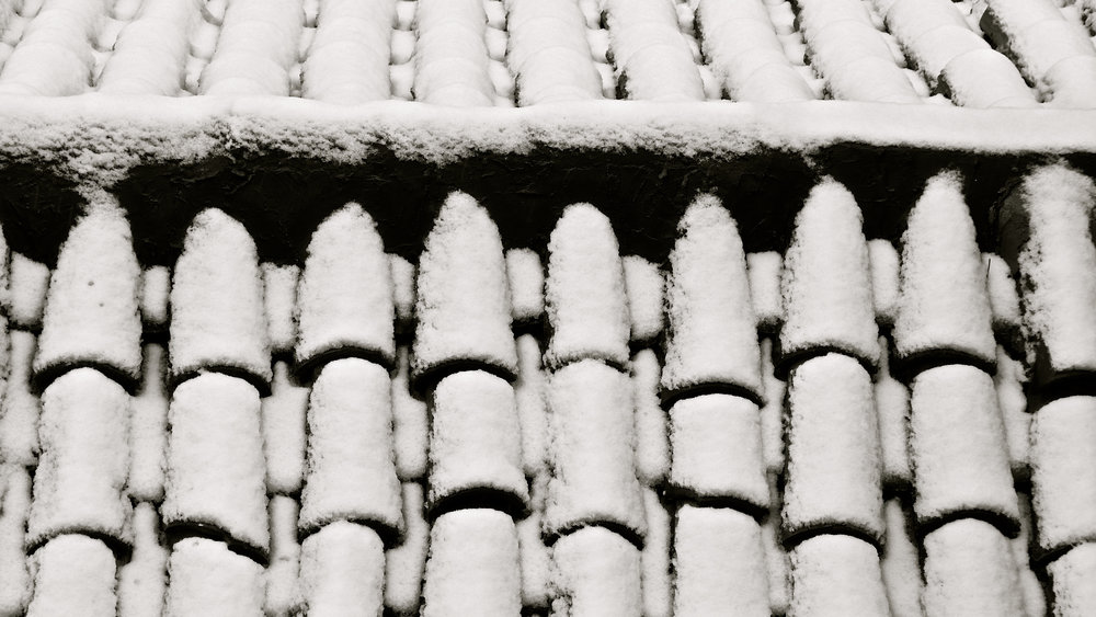 Nieve en la ventana - 21