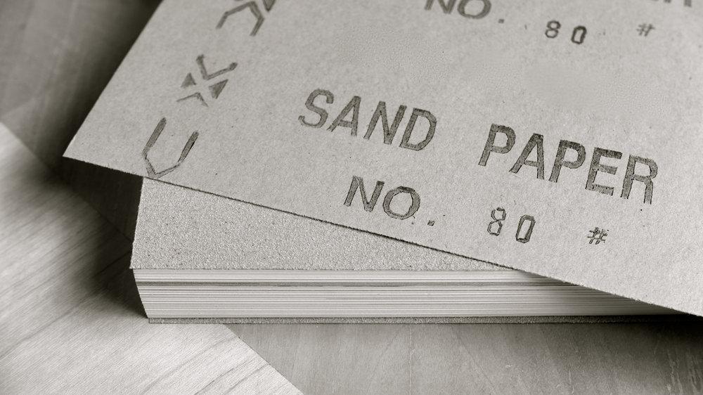 Sand Paper - 8