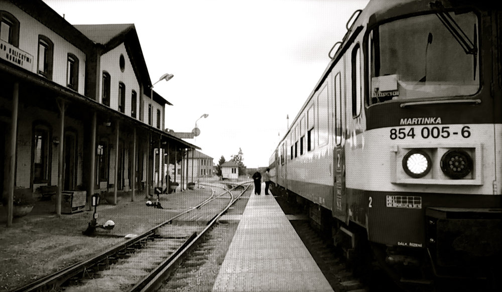 Dobruska. Estación