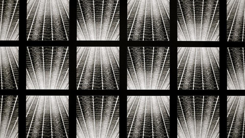Trains by Karl Steinbrenner