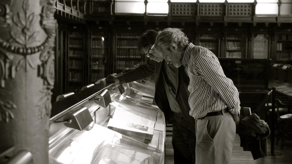 Biblioteca visitantes