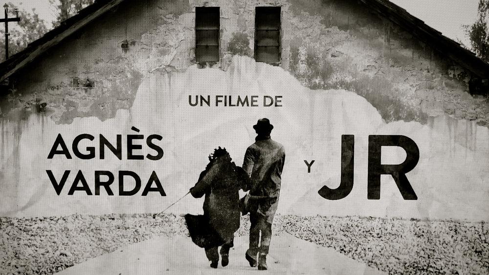 Agnès Varda y JR