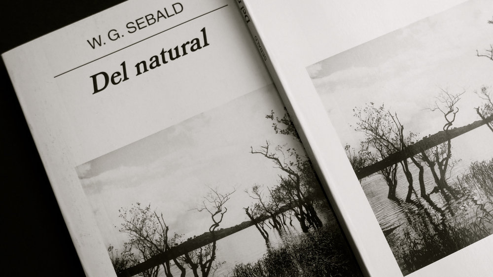 Del natural W. G. Sebald