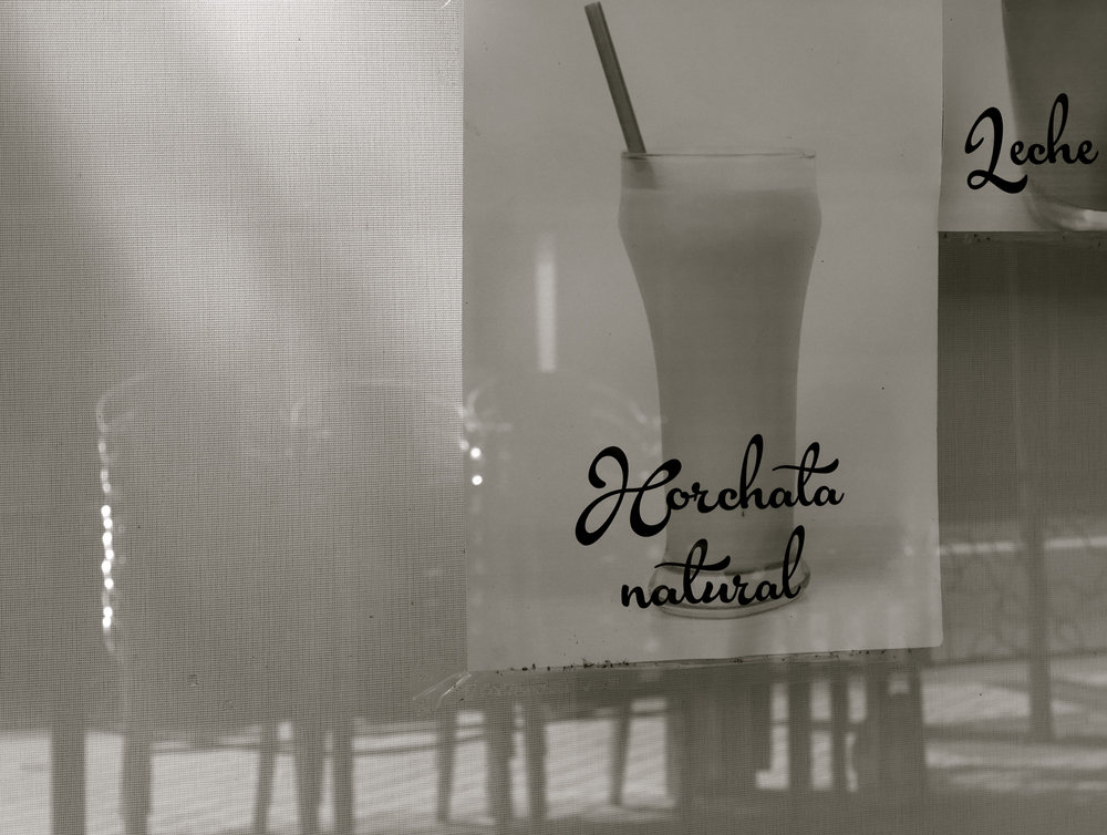 Horchata l'estate