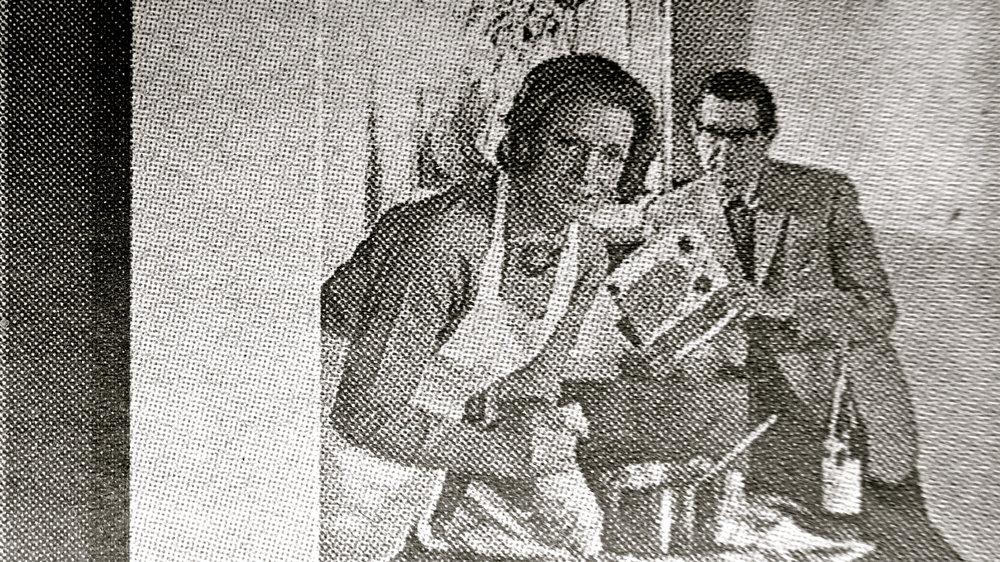 Miller por Cecil Beaton by C. Rosillo