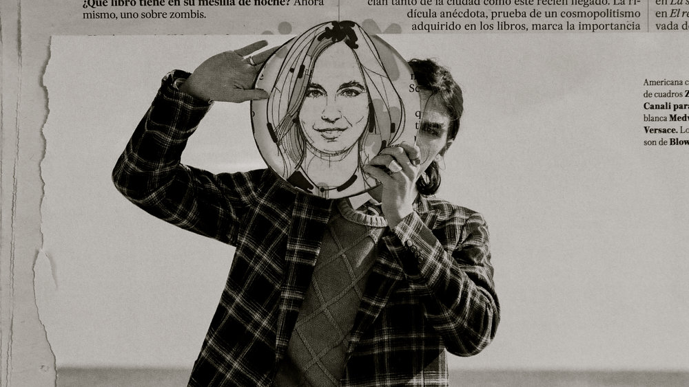 Cristina de Middel ilustra Setanta Daniel Riera
