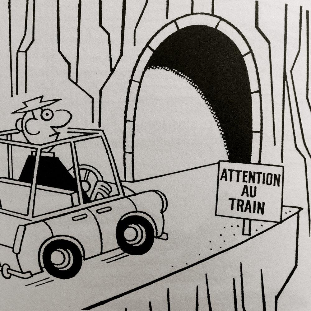 Diferentes trenes Laplace