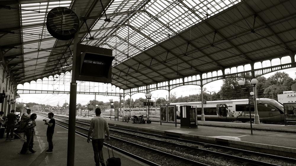 Estación tren  Pau - 13